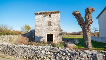 Kamena kuća na prodaju Barban