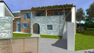 Kamena kuća za renoviranje Žminj
